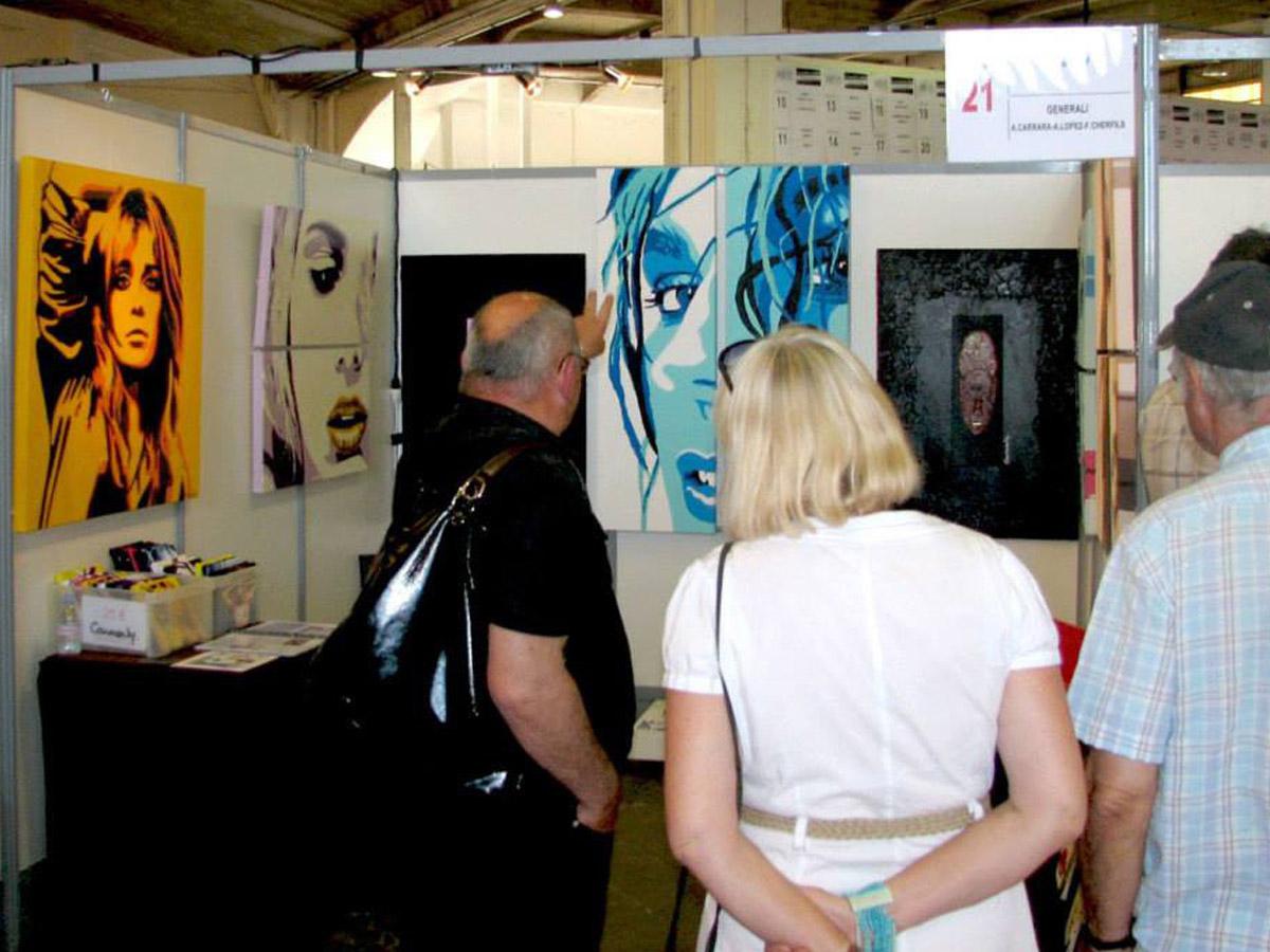 BASE ART 2010
